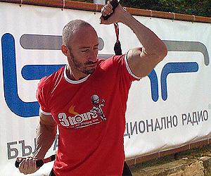 Фитнес Интервю по Българско Национално Радио