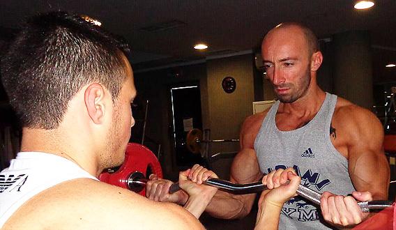 Fitness Steven Rose