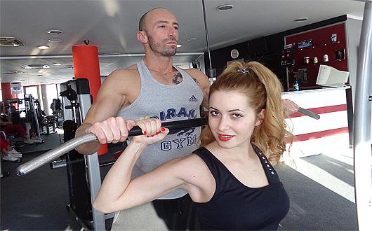 Фитнес инструктор град София най-добър фитнес