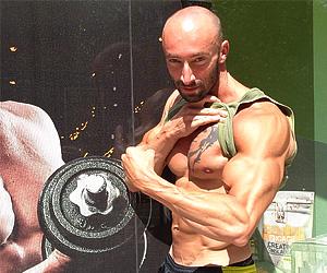 Мускулна маса и тегло