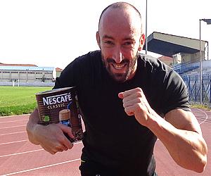 Фитнес и нес кафе