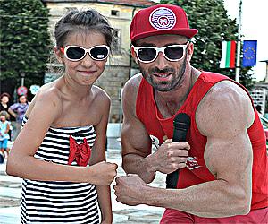 Фитнес кампания в град Ивайловград - Не на мускулната атрофия