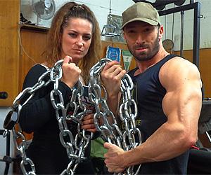 """Да преборим застоя във фитнес залата с тренировъчни вериги """"ImbaFit"""""""