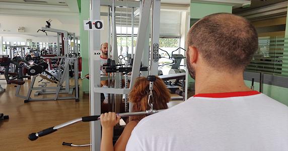 фитнес и диета , тренировъчен партньор