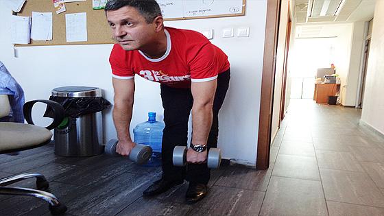 Мъртва тяга упражнение и изпълнение
