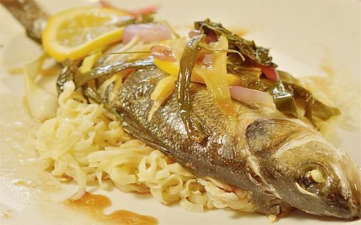 Риба със зеле