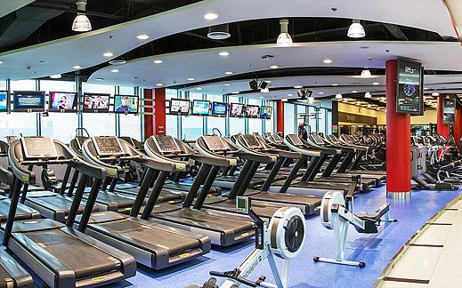 Фитнес инструктор в Дубай