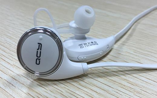 Най-яките ми слушалки за крос и силови тренировки? QCY QY8 Bluetooth 4.1!