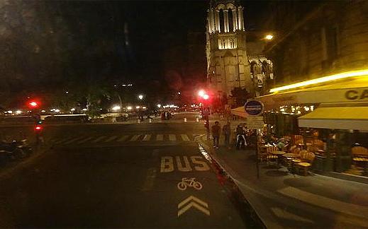 Bus Paris