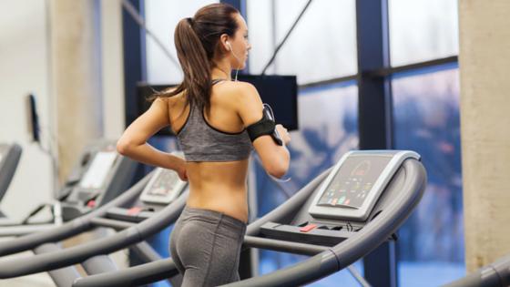 Отслабването и тичането