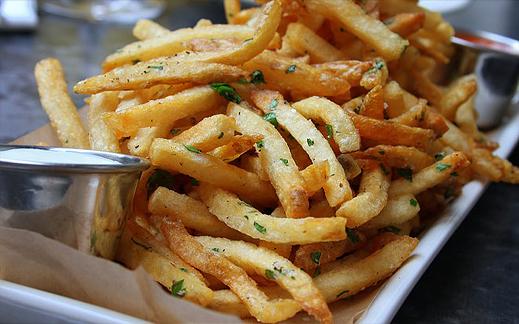 Протеинови картофи