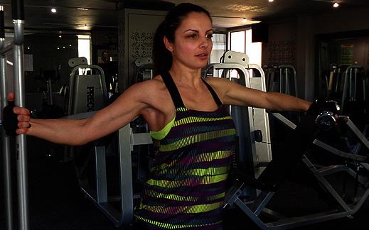 Релеф на мускулатурата