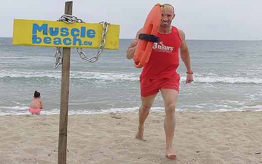 Правилно тичане по плажа калории