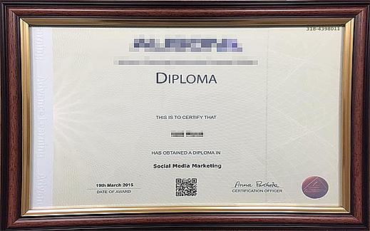 Легитимна диплома за работа в Чужбина