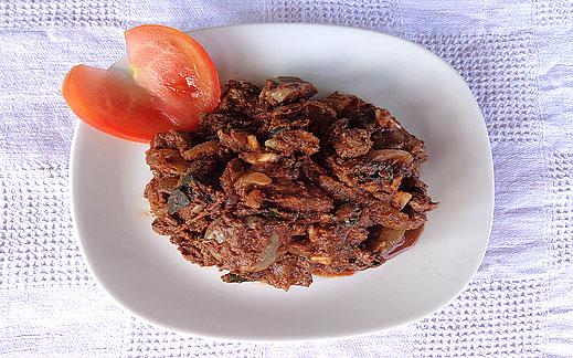 Рецепта за пилешки дробчета , Как се приготвят дробчета по селски с чесън