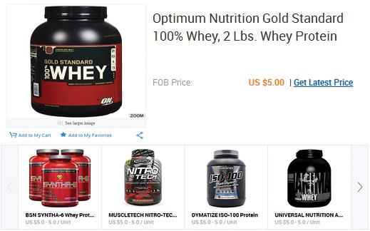 Най-добри протеини за отслабване