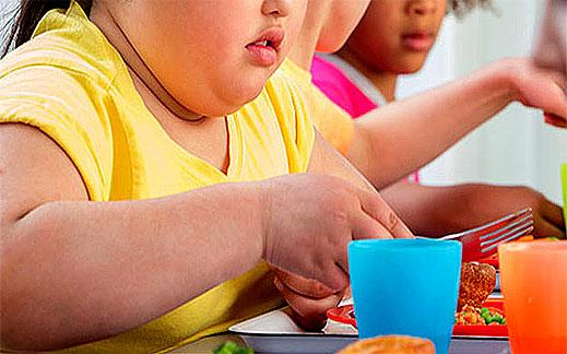 Затлъстяване при децата лечение