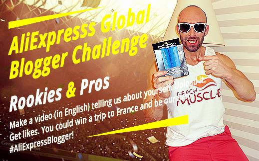 Най-големият онлайн магазин в Света AliExpress спретна риалити за блогъри