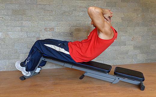 Упражнения за махане на корема