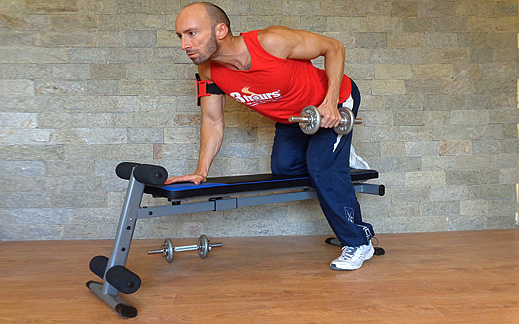 Упражнения за заздравяване на мускулите на гърба