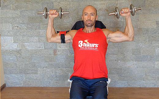 Упражнения за раменете