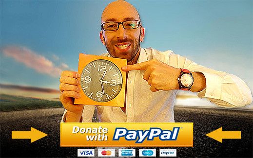 Pay Pal Donation for my healthy web blog
