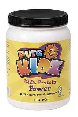 Протеин за деца