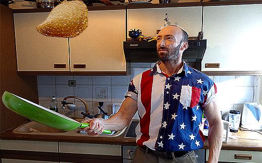 """Лесна рецепта за здравословни и вкусни палачинки за отслабване """"Тръмп"""" (видео)"""