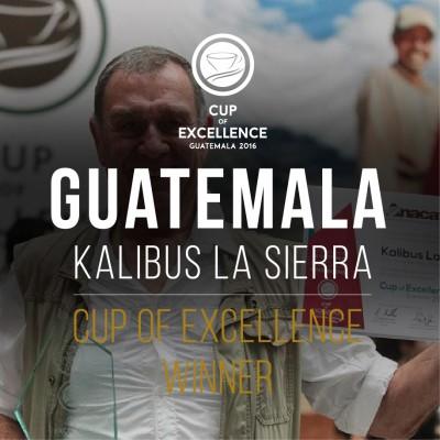 Гватемала 2016 No 1 - Калибус Ла Сиера