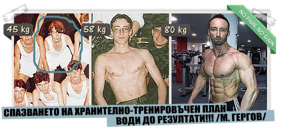 Фитнес тренировки софия
