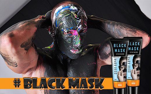 """Да проникнем дълбоко в порите с """"Voox"""". Една от най-мощните почистващи маски!"""
