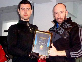 Най-добър фитнес треньор в Бургас