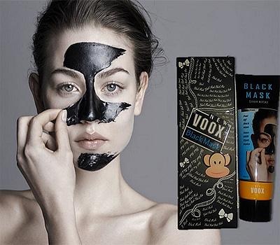 Действие на маската за лице