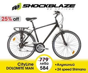 Велосипед CityLine Dolomite Man