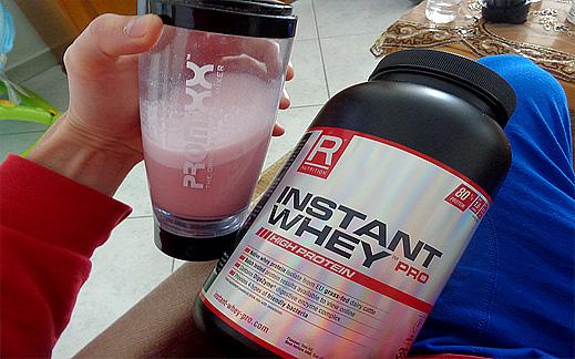 Добър протеин за отслабване