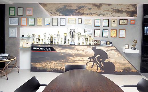 Българска фирма за производство на велосипеди