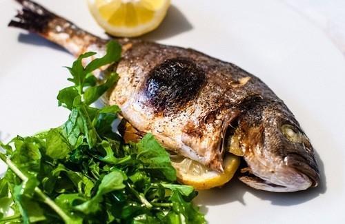 рецепта за риба на скара