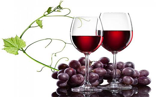 Червено вино и отслабване калории
