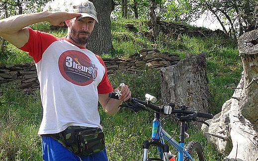 Мисия: [BIKE] – Ден 12. Грабни велосипеда и хайде към заставата в с. Черна Черква!