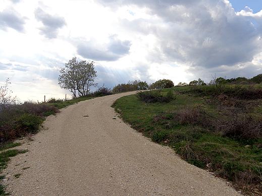 Път към Параклиса