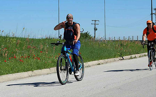 15-та международна колоездачна обиколка 2017 свиленград