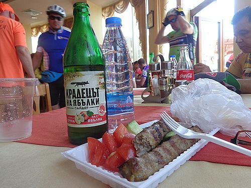 Обяд в Ивайловград