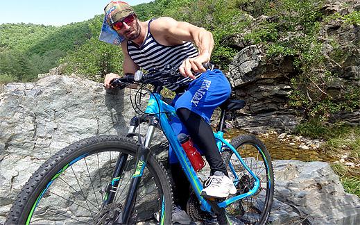 """Мисия: [BIKE] – Ден 15. Грабни велосипеда и хайде към """"Меандрите на Бяла река""""!"""