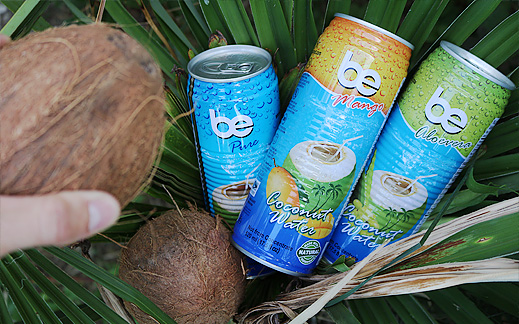 Вода от кокос