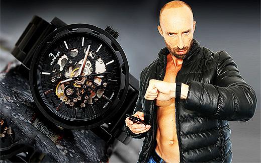 """Бъди точен във всичко и по всяко време с """"Kolt"""" – часовникът на """"Weird Ape"""""""