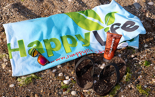 Кърпа за плажа