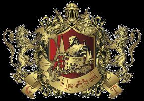 Лого на замъка в Равадиново