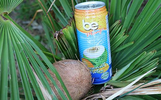 "Кокосова вода ""BE"" Mango"