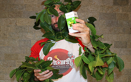"""Освободи се от дълбоко скритите токсини и """"Зеленото в теб"""" ще разцъфти!"""
