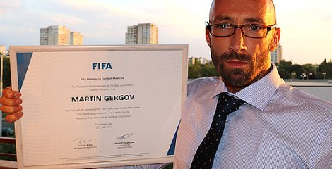 The FIFA Diploma in Football Medicine
